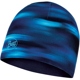 Buff Microfiber Reversible Hat Shading Blue